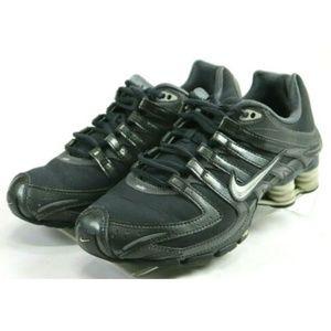 Nike Shox Cypher Women's Running Shoes Size 7 Gray